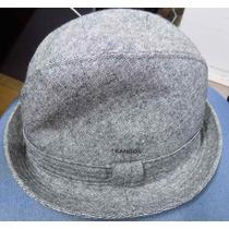 Sombrero Kangol Circunf 56cm Talle M Fundación Tzedaká