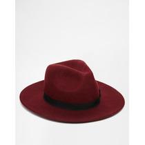 Sombrero Fedora Estilo Vintage, Alex, Miscellaneous By Caff