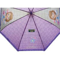 Paraguas Princesa Sofia Disney Original Entrega Inmediata