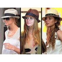Sombrero Estilo Panama Tendencia. Envios