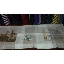 Pañuelos De Mano, Nariz. Suizos Importados, Algodón