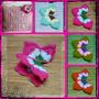 Pack De 20 Mariposas Crochet. Souvenirs Deco,apliques