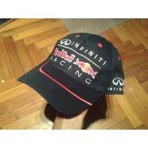 Gorra Infiniti Red Bull Racing / Entrega Inmediata_exkarg