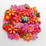Pins Para Crocs X 4 Unidades Flores