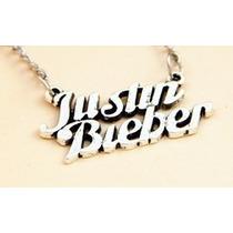 Justin Bieber-belieber Collar Infinity-envio Capital Ver