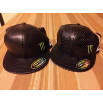 Gorra One Indutries, Cuero, Nuevas Made In Usa