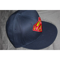Gorra Superman Baseball D C Comics / Bajo Pedido_exkarg
