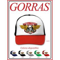Gorras Trucker Camioneras Sublimadas Skate Mayorista
