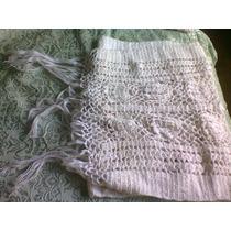 Chal Tejido A Mano- Crochet