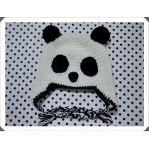 Gorro Panda Y Kitty!!!!!
