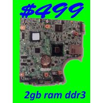 Motherboard Para Exo X355, Cdr, Bgh, Bangho, Noblex, Env/gra