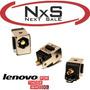 Conector Dc Jack Power Lenovo G450, G550, G460 - Zona Norte