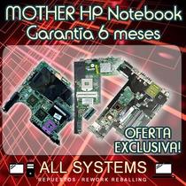 Mother Hp Pavilion Dv5 N/p 607605-001 Serie 2000 Intel