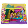 Polly Pocket Cafe Splash Muñeca Original Mattel