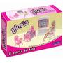 Muebles Para Muñecas - Gloria - Cuarto De Bebe Juegos Vestir