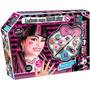 Monster High Lookeate Como Draculaura !!! Peluca Maquillaje