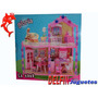 Gloria La Casa Chica Accesorios Para Muñecas 29 Cm = Barbie