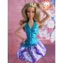 Vestido Para Barbie + Accesorios ! Divinos !