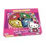 Ludo Con Cubilete Automático Hello Kitty Kty01050