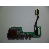 Placa Encedido + Usb + Cardread + Sonido Acer Aspire One Zg5