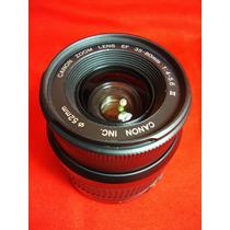 Canon Ef 35-80mm 1:4-5.6 Iii - Apto Digitales - Full Frame