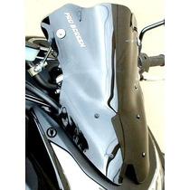 Parabrisas Burbuja Motos Z 1000 Kawasaki Naked Cupula Negra