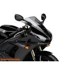 Parabrisas Burbuja Motos R6 Yzf Yamaha Pistera Cupulas Yzfr6