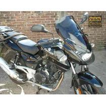 Parabrisa Motos Elevado Bajaj Rouser Pulsar 50cm Motorbikes