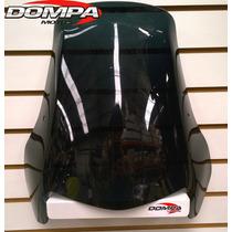 Parabrisas Curtain Honda Falcon Estilo Dakar Dompa Motos