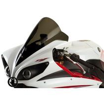 Doble Burbuja Motos R1 Yzf Yamaha Pistera Cupulas Parabrisa