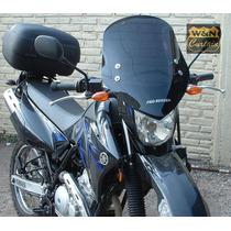 Parabrisas Curtain Yamaha Xtz 250 Lander Big - En Fas Motos!