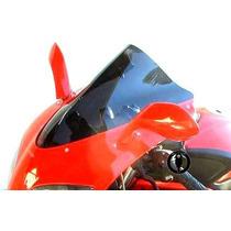 Parabrisa Doble Burbuja Meguelli 250 R Motos Cupula A Pedido