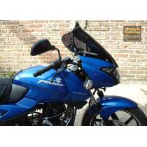 Parabrisa Motos Elevado Bajaj Rouser Pulsar 41cm Motorbikes