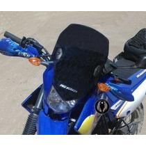Parabrisa Cupula Universal Motos Enduro Lander Nylon Xtz 250