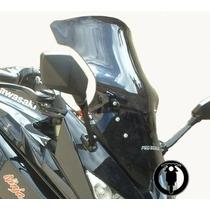 Parabrisa Elevado Z 1000 Sx Kawasaki Motos Cupula Burbuja Z1