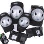 Kit Set Protecciones Roces Skate Roller Alto Impacto