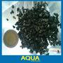 Grava Negra Natural Para Acuarios - 10 Kg No Destiñe El Agua
