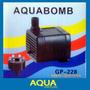 Bomba De Agua 200 L/h Luces Led Eleva 50cm Fuentes Feng Shui