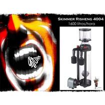 Skimmer Acuario Marino 300l Rotor Agujas,filtros Rs Uv