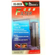 Filtro Rs 072a 350 L/h Con Spray Bar - Acuarios Hasta 70 L