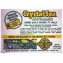 Sal Marina X 20 Kg Crystal Sea Marine Mix Classic. Envíos!