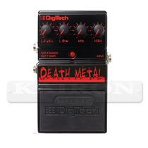 Pedal Digitech Death Metal