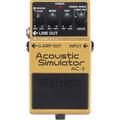 Boss Ac3 Pedal Y Efectos De Guitarra Acustico Simulator