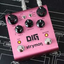 Strymon Dig Dual Digital Delay El Mejor! Nuevo Stock Ya