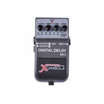 X-pression Dd-2 Pedal Guitarra Digital Delay