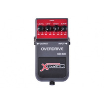 X-pression Od-100 Pedal Guitarra Over Drive
