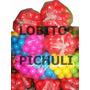 Pelotitas Para Pelotero Plastico Virgen X100 Pelota Color 11