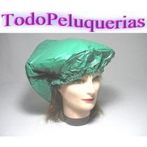 Gorro Termico Abierto P/ Baño De Crema Y Shock Queratinico