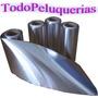 3 Papel Aluminio P/ Mechas Claritos 10 Cm.ancho X 50 M Largo