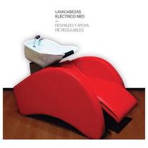 Lavacabezas De Peluqueria Electrico, Diseño E Innovación.
